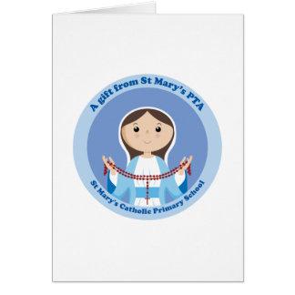 Cartes La Pta primaire catholique de StMary
