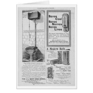 Cartes La publicité de début du 20ème siècle
