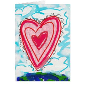 Cartes La puissance de l'amour