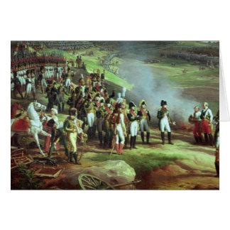 Cartes La reddition d'Ulm, détail du napoléon, 1815