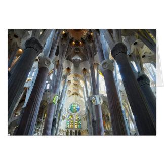 Cartes La Sagrada Familia