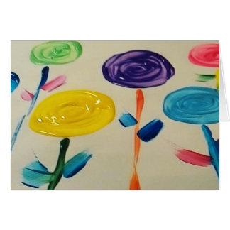 Cartes La sucrerie arrose l'artiste d'autisme