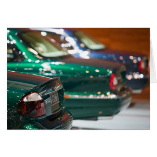 Cartes LA SUISSE, GENÈVE : soixante-quinzième Automobile