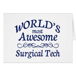 Cartes La technologie chirurgicale la plus