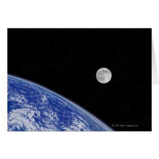 Cartes La terre et lune 2