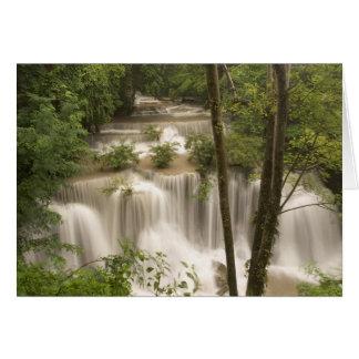 Cartes La Thaïlande, cascade de Huai Mae Khamin