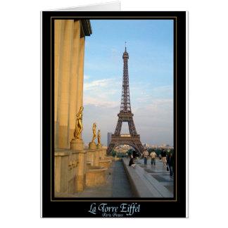 Cartes La Torre Eiffel