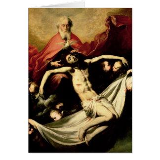 Cartes La trinité, c.1635