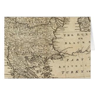 Cartes La Turquie