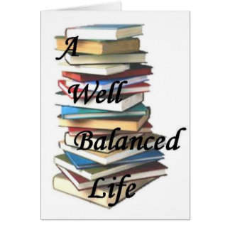 Cartes La vie de livres de lecture
