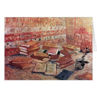 Cartes La vie toujours par Vincent van Gogh 1887