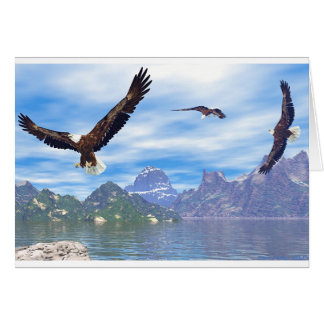 Cartes Lac d'Eagles