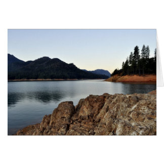 Cartes Lac Shasta