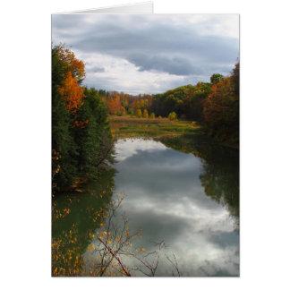 Cartes Lac Treman