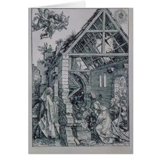 Cartes L'adoration des bergers