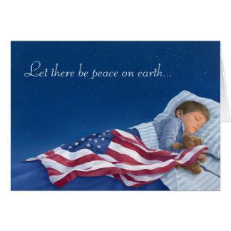 Cartes Laissé il y ait de paix sur terre…