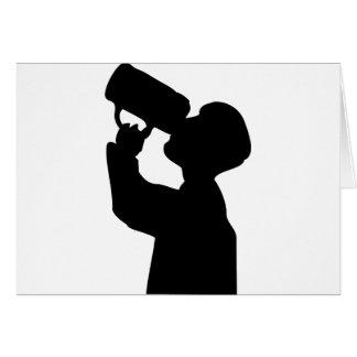 Cartes l'alcool de poivrot oktoberfest