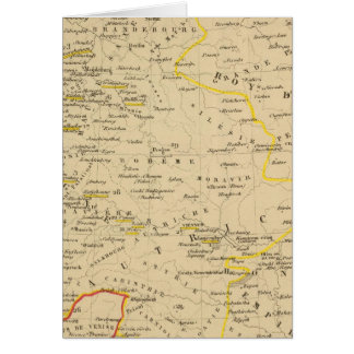 Cartes L'Allemagne 1437 un 1612