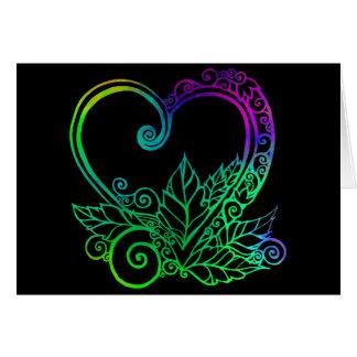 Cartes L'amour se développe