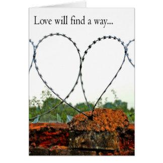 Cartes L'amour trouvera une manière