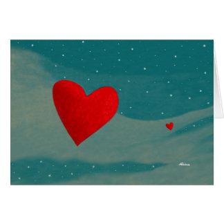 Cartes L'amour vient à votre rencontre… Par Rino Li Causi