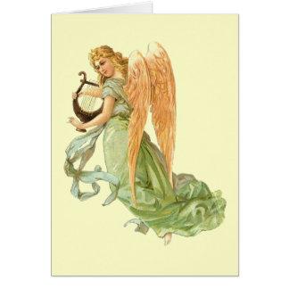 Cartes L'ange musical