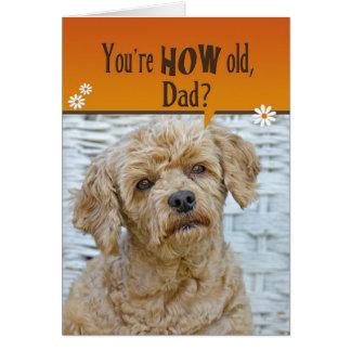 Cartes L'anniversaire du papa