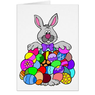 Cartes Lapin de Pâques
