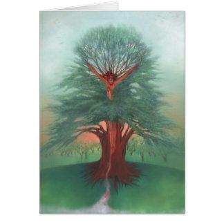 Cartes L'arbre de la guérison