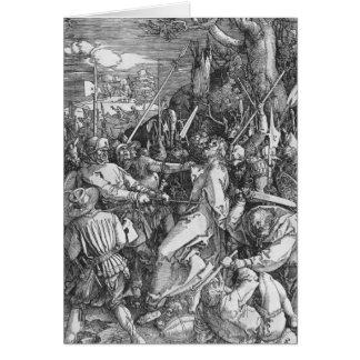 Cartes L'arrestation du Jésus-Christ, 1510