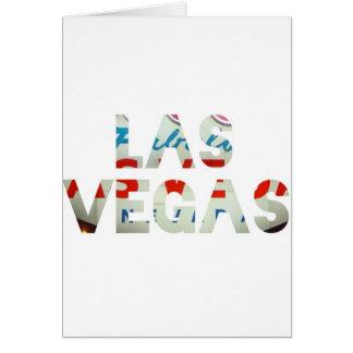 Cartes Las Vegas