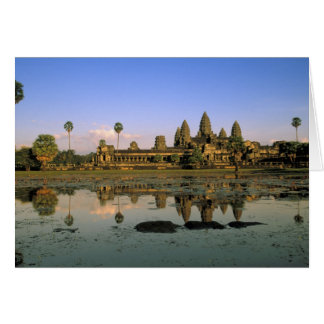 Cartes L'Asie, Cambodge, Siem Reap. Angkor Vat. 2