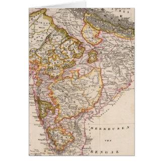 Cartes L'Asie, Inde, Bangladesh