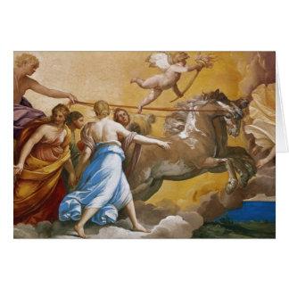Cartes L'aurore, 1613-14