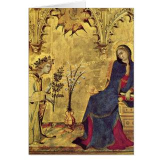Cartes Le 13ème siècle d'annonce