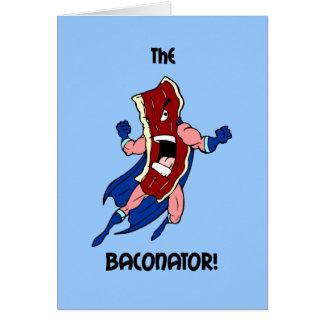 Cartes le baconator