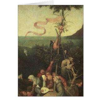 Cartes Le bateau des imbéciles, c.1500