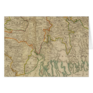 Cartes Le Bengale, sud de &c de Bahar