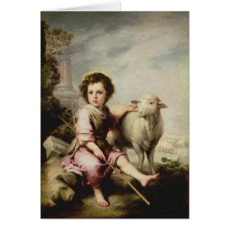 Cartes Le bon berger, c.1650