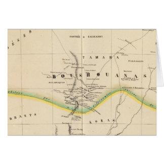 Cartes Le Botswana, Afrique du Sud 51