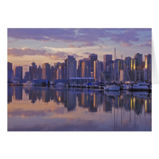 Cartes Le Canada, Vancouver, Colombie-Britannique.