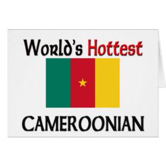 Cartes Le Canerounais le plus chaud du monde