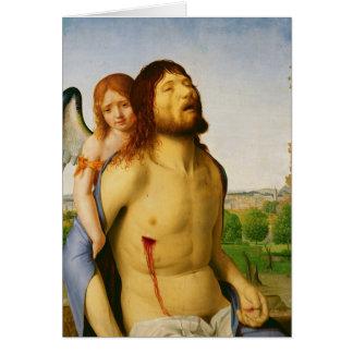 Cartes Le Christ mort soutenu par un ange, c.1475/78