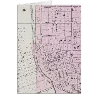 Cartes Le comté de Sonoma, la Californie 22