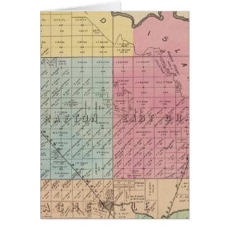 Cartes Le comté de Yolo 3