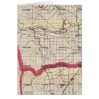 Cartes Le comté de Yolo, la Californie