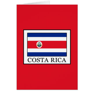 Cartes Le Costa Rica