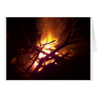 Cartes Le feu