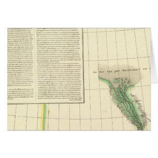 Cartes Le fleuve Mackenzie, le Yukon