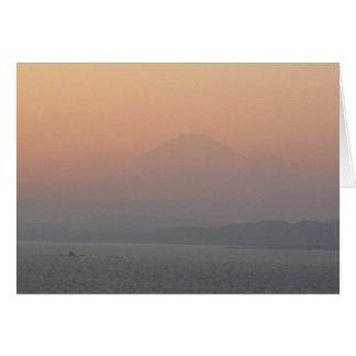 CARTES LE FUJI-SAN-NY-AKEMASHITE-JP